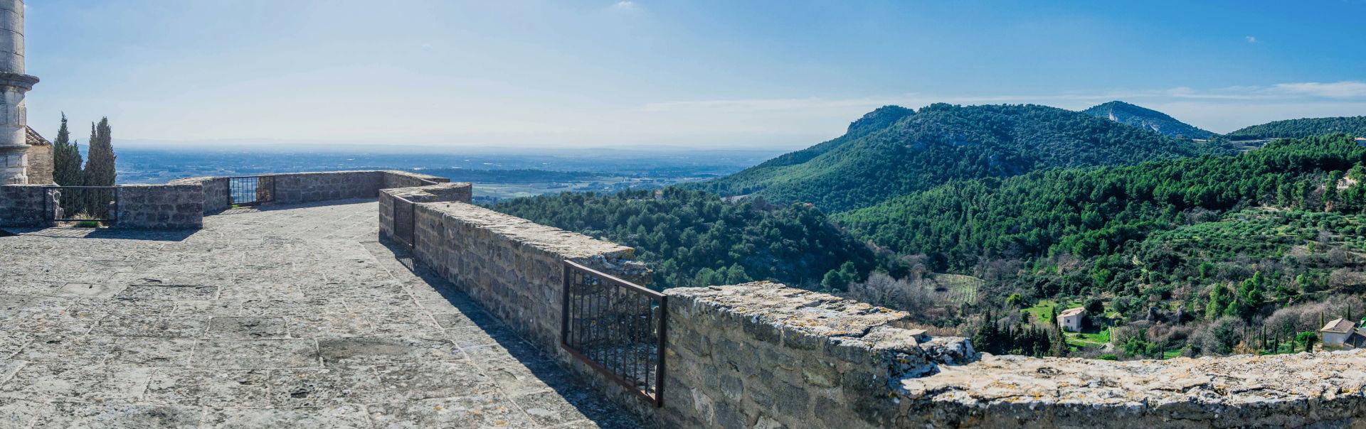Explorez le château