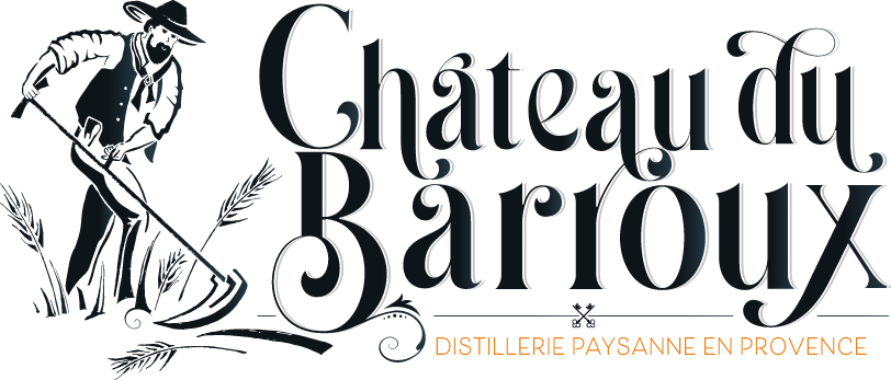 Logo Distillerie Château du Barroux